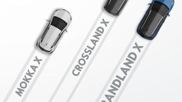 Nieuwe Opel heet Grandland X