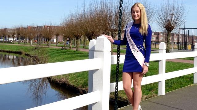 Rachel Sprenkels in finale Miss Teen of Noord-Brabant