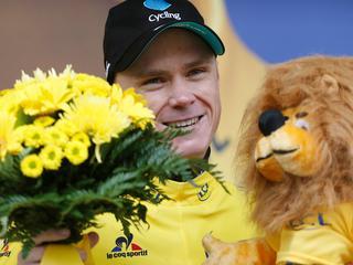 Bauke Mollema beste Nederlander in Ronde van Frankrijk