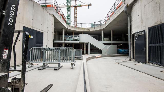 Bouw grootste fietsenstalling ter wereld bij Utrecht Centraal