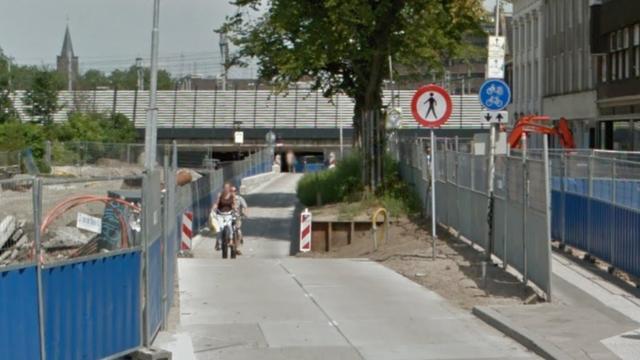 Stank tunneltje Centraal Station wordt volgende week opgelost