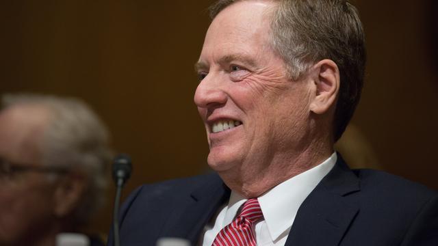 Amerikaanse Senaat akkoord met nieuwe handelsvertegenwoordiger voor NAFTA