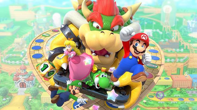 Nintendo kondigt nieuwe Mario Party voor 3DS aan