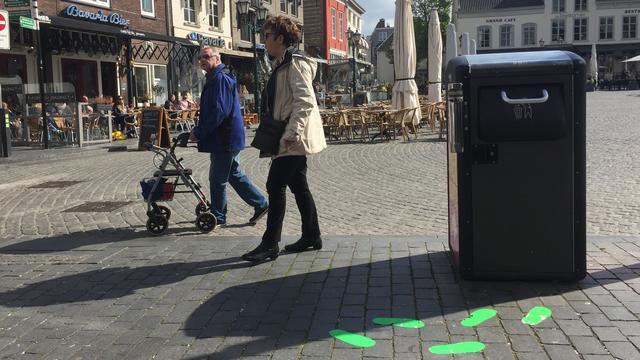 'Slimme' prullenbakken uitgebreid in Bergen op Zoom
