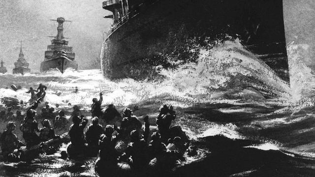 Britse overheid onderzoekt verdwenen scheepswrakken op bodem Javazee