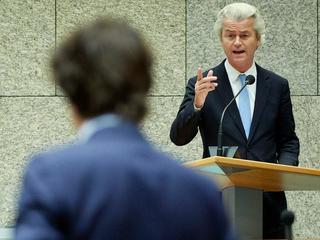 PVV-leider roept op tot verzet tegen asielzoekerscentra