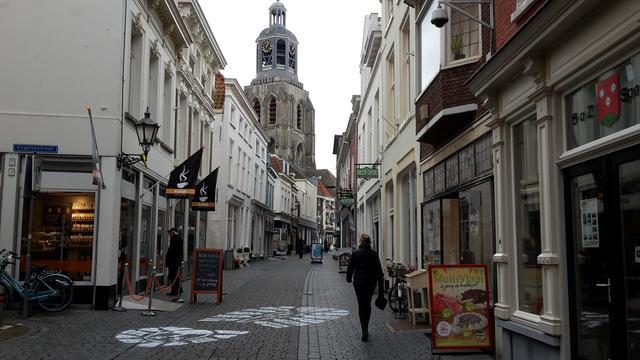 Voetsporen Peperbus in Bergse binnenstad