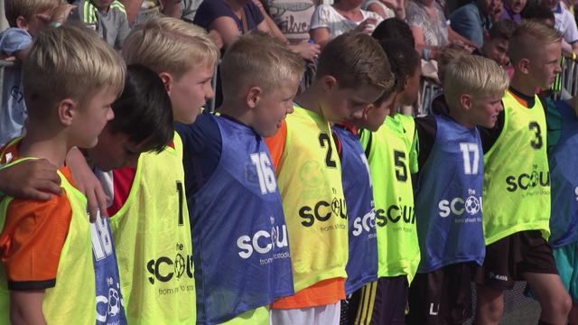 The Scouts: Aflevering 8 - Vitesse
