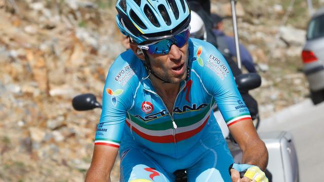 Nibali komend seizoen kopman van Bahrain Merida
