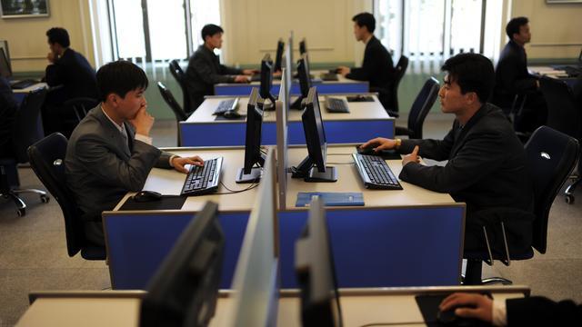 Computersysteem Noord-Korea bespioneert gebruikers