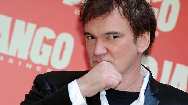 'Quentin Tarantino heeft idee voor Django Unchained gestolen'