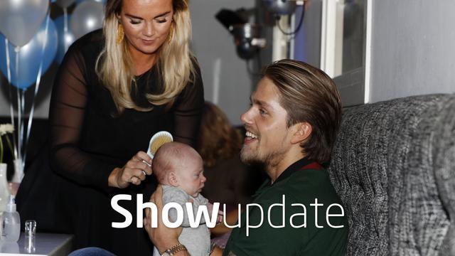 Show Update: Winterzon doet baby André Hazes goed
