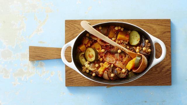 Recept van de dag: vegetarisch stoofpotje