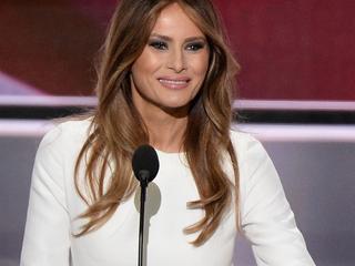 Vrouw van presidentskandidaat zegt toespraak zelf te hebben geschreven