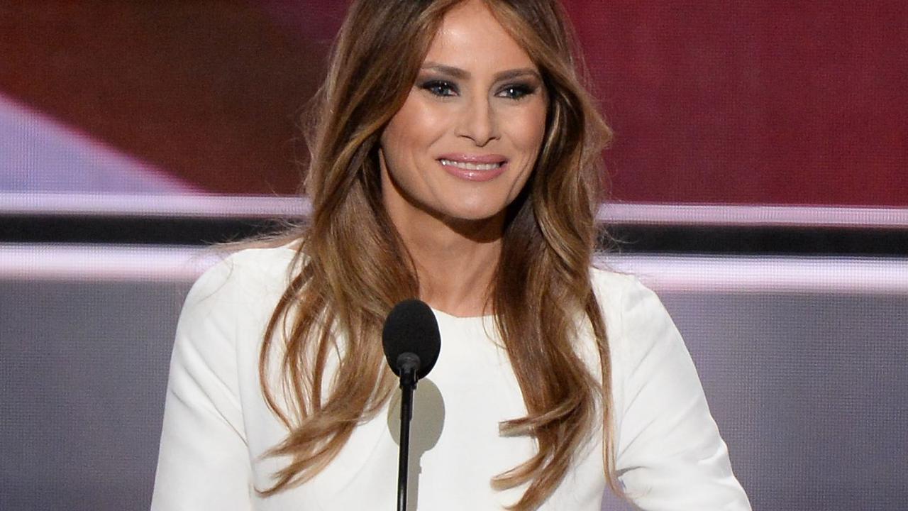 Kan Melania Trump Amerika voor zich winnen?