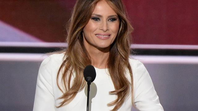 Ophef over gelijkenissen speech Melania Trump en Michelle Obama