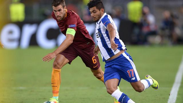 Samenvatting AS Roma-FC Porto (0-3)