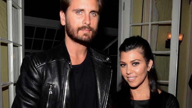 'Kourtney Kardashian en Scott Disick wonen weer samen'