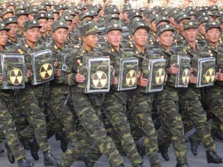 Rakettesten Noord-Korea vinden ondergronds plaats