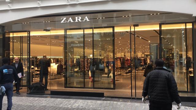 Mega Zara sinds deze donderdag open