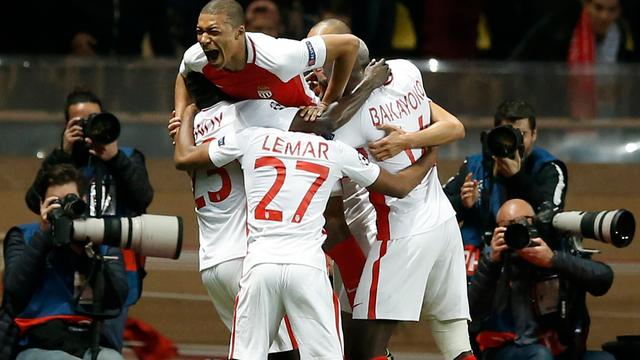 AS Monaco verslaat City en bereikt kwartfinales Champions League