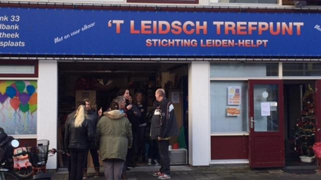Stichting Leiden Helpt jaar langer onder de pannen