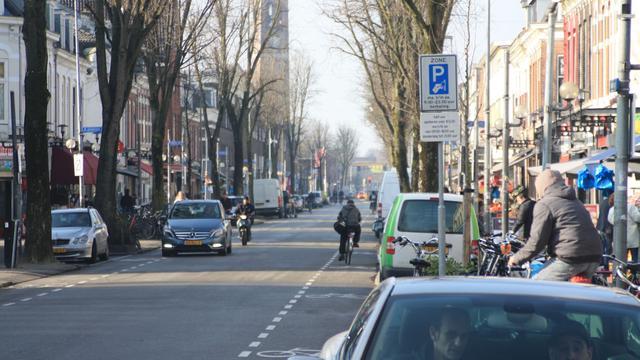 Niet langer voor 20 cent parkeren aan Dam- en Kanaalstraat