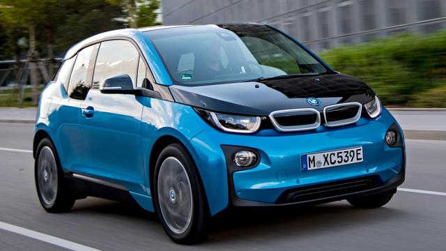 100.000 elektro-BMW's verkocht