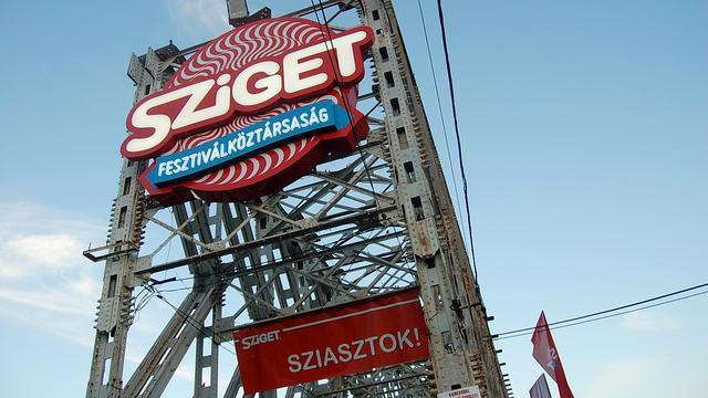 45 Nederlanders met problemen op festival Sziget