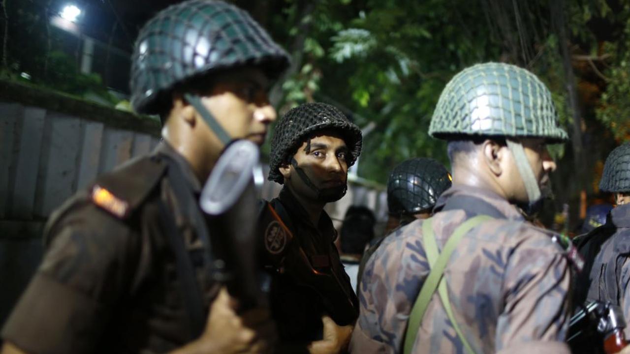 Gijzelingsactie in café in Bengaalse diplomatenwijk