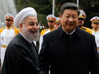Ontmoeting volgt op opheffen internationale sancties tegen Iran