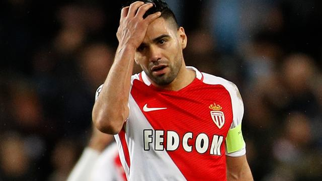 AS Monaco zonder Falcao in Champions League-duel met City