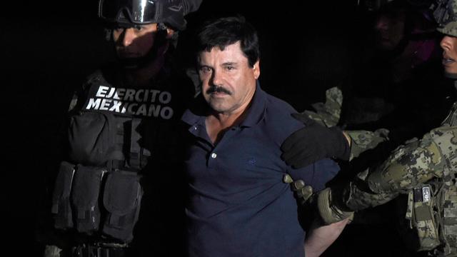 Belangrijke bondgenoot 'El Chapo' opgepakt