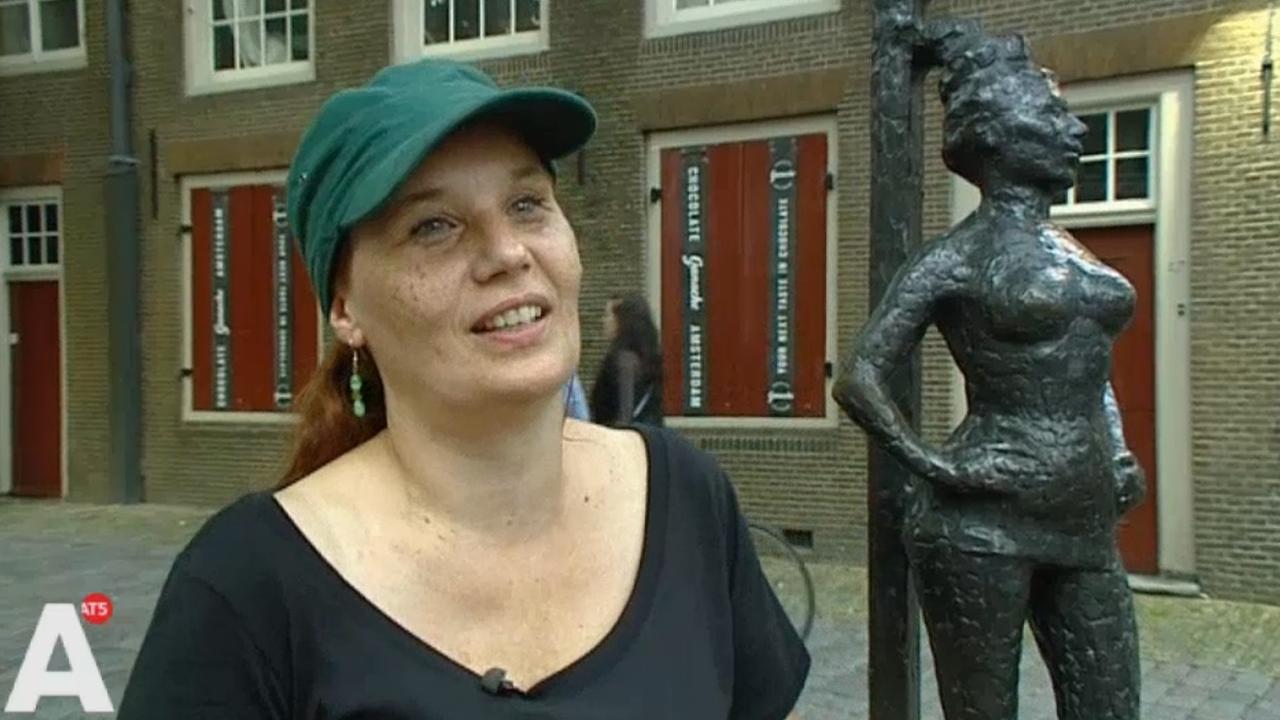 Mariska Majoor verlaat de Wallen