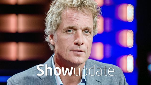 Show Update: Jeroen Pauw gaat op vakantie