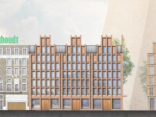 Duitse architect ontwierp gebouw met inspraak van Groningen