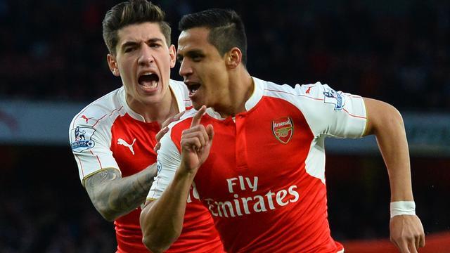 Arsenal stijgt naar derde plek door simpele overwinning op WBA