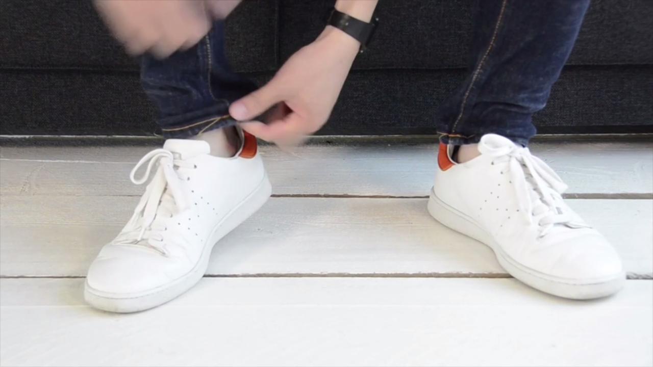 Zo pinroll je jouw broekspijpen in 4 simpele stappen