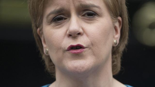Schotse premier Sturgeon gaat lidmaatschap EU bespreken in Brussel