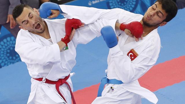 Turkse karateka's ontbreken op Dutch Open door spanningen