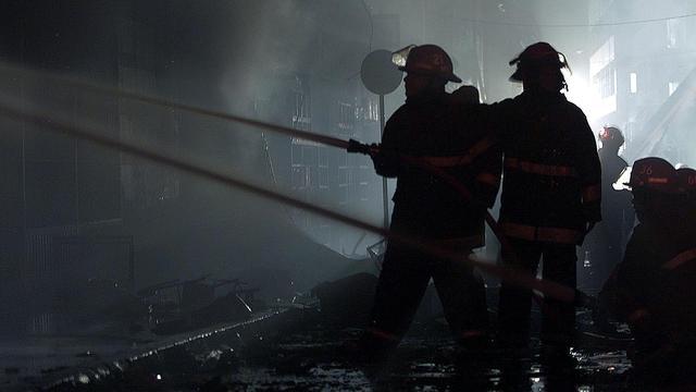 Vijf doden bij brand in winkelcentrum Peru