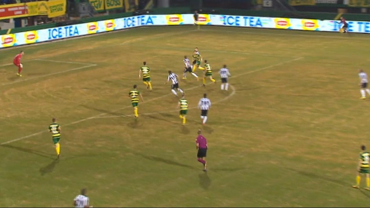 Samenvatting Fortuna Sittard-FC Den Bosch (0-4)