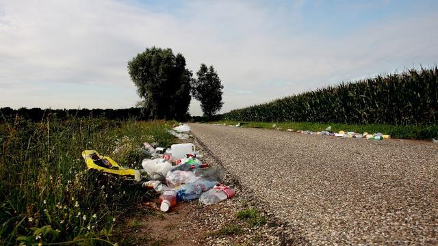 Grote schoonmaakactie in Park Zegersloot op 8 april