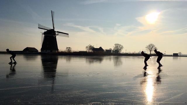 Nederlanders houden meer 'wintervakanties' in eigen land