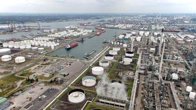 'Rotterdamse haven innoveert nog te weinig'
