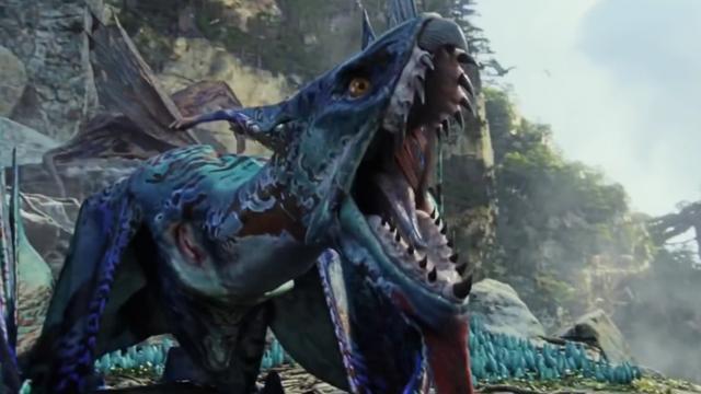 Eerste beelden nieuwe attractie Avatar in Disneyworld