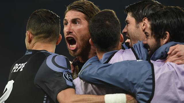 Samenvatting Napoli-Real Madrid (1-3)