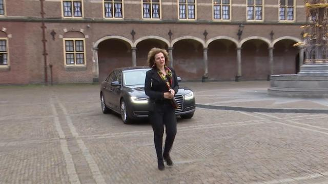 Schippers: 'We streven naar openheid over formatieproces'