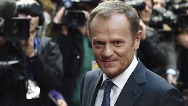 EU-president Tusk voorzichtig positief over Griekse voorstellen