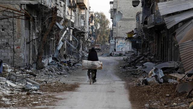 Oppositie Syrië ziet geen raakvlakken met regering in gesprekken
